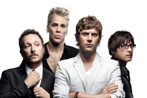 Matchbox Twenty performs Friday, March 8, at Mohegan Sun.