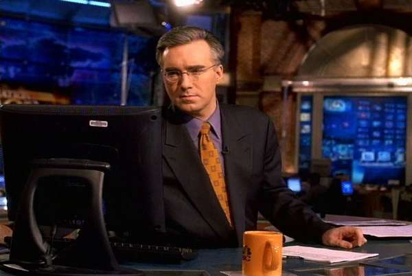 Keith Olbermann explored a return to ESPN.