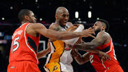 Los Angeles Lakers vs. Atlanta Hawks