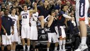 These Bulldogs are no longer underdogs.  Gonzaga University's basketball team on Monday rose to No. 1 for the first time in school history.