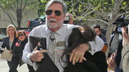 <b>Video:</b> Casey Anthony arrives for bankruptcy hearing
