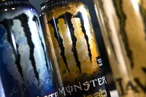 Monster says no evidence of link between energy drinks and girl's death