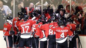 Are the Chicago Blackhawks off to the best start ever in sports?