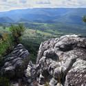 Travel to Seneca Rocks, West Virginia