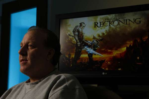 Curt Schilling wants a lawsuit against his former game studio dismissed.