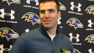 Joe Flacco had just put his signature ona six-year contract that could pay him as much as $120.6 million and the NFL's newly-minted highest paid player had big plans to celebrate.