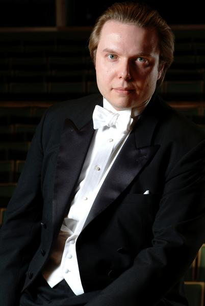 Conductor Ignat Solzhenitsyn led the Baltimore Symphony in a program of Mozart and Arvo Part.