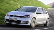 Volkswagen Golf wins Car of the Year; new models announced in Geneva