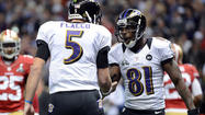 Joe Flacco says, 'Now, let's take care of the rest of the guys'
