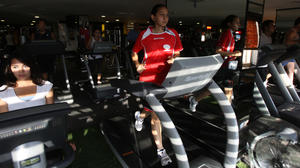 Exercise, less sitting time, linked to better sleep