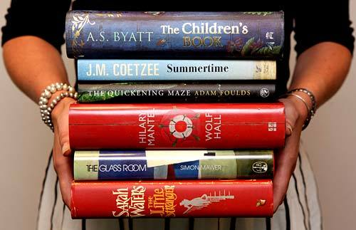 'The Children's Book' by A.S. Byatt was one of the six shortlisted books for the Man Booker Prize for Fiction 2009.