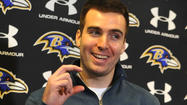 VIDEO Ravens' Flacco on signing a six-year, $120.6 million deal