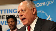 "Gov. Pat Quinn on Monday warned he will unveil a ""hard and difficult"" spending plan during his Wednesday budget address, saying cuts will have to be made because of state leaders' inability to reduce the costs of government worker pensions."