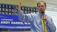 Andy Harris, the only Maryland Republican serving in Congress, voted against reauthorization of the Violence Against Women Act last week, but he didn't call and tell me that.