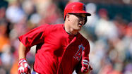 PHOENIX — The Angels absorbed another Cactus League beating Monday, their 13-5 exhibition loss to the Oakland Athletics in Phoenix Municipal Stadium dropping their spring record to 1-8-2, but several front-line players had productive afternoons.