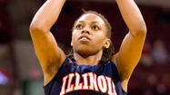 Adrienne GodBold came to Champaign four years ago in the No. 3-ranked class of women's basketball recruits in the country.