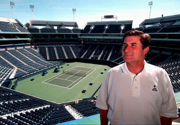 Charlie Pasarell was elected to the International Tennis Hall of Fame Monday.