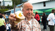 "Foodies and travel fans will have a chance to see the Travel Channel's Andrew Zimmern visit Southeast Alaska in an episode of ""Bizarre Foods."""