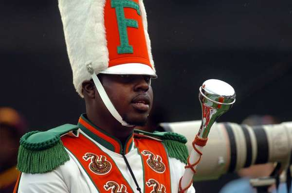 Twelve have defendants been charged with manslaughter in connection with the hazing death of Robert Champion, who was a Florida A&M University drum major.