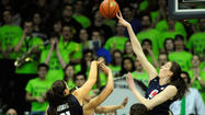 Pictures: UConn Women At Notre Dame