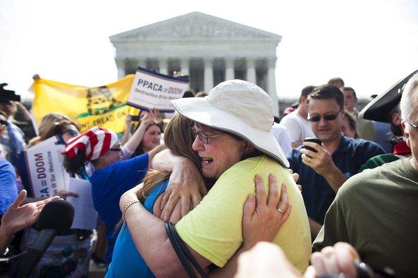 U.S. Supreme Court Upholds Obama's Health¿Care Law