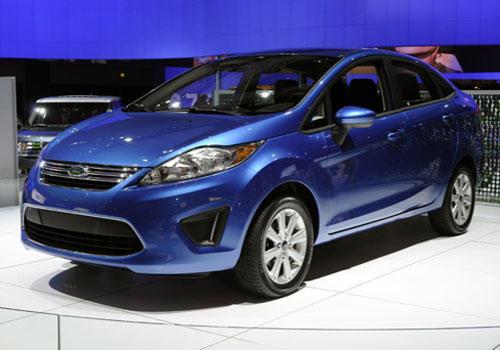 2011 Ford Fiesta sedan: 9 days