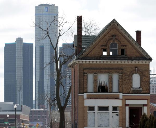 Michigan Gov. Rick Snyder declared a financial emergency for the City of Detroit and will appoint an emergency financial manager for the city.