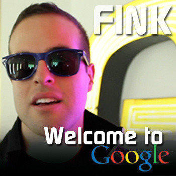 "Google employee Andrew Finkelstein, who goes by ""Fink,"" has created a rap video about Google, ""Welcome to Google."""
