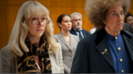 Helen Mirren and Al Pacino in HBO's 'Phil Spector'