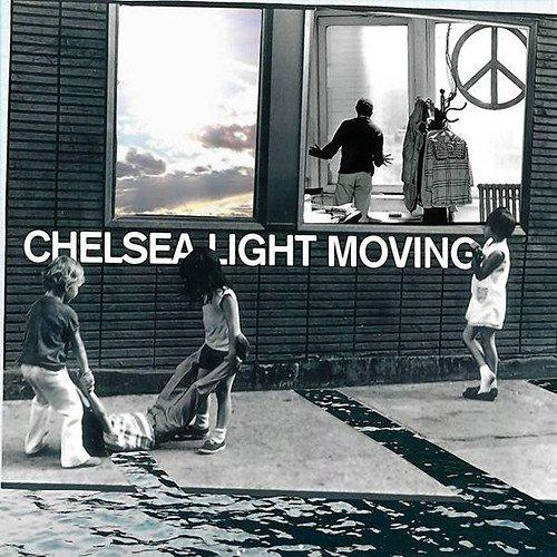 The self-titled album by Chelsea Light Moving.