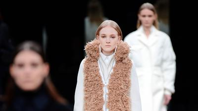 Paris Fashion Week fall 2013: Sacai review