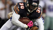 Cornerback Moore won't return to Bears