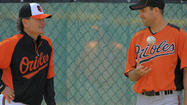 "Orioles director of pitching development Rick Peterson's ""string"" theory of pitching down in the zone"
