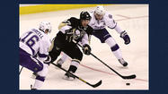 PITTSBURGH (AP) — Sidney Crosby and Evgeni Malkin scored less than 2 minutes apart in the third period and the Pittsburgh Penguins rallied past the Tampa Bay Lightning 4-3 on Monday night.