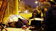 A little more than a decade ago, Chicago's strategy for fighting homelessness mainly involved stopgap measures like pointing people to a temporary bed in a shelter and giving directions to a soup kitchen.