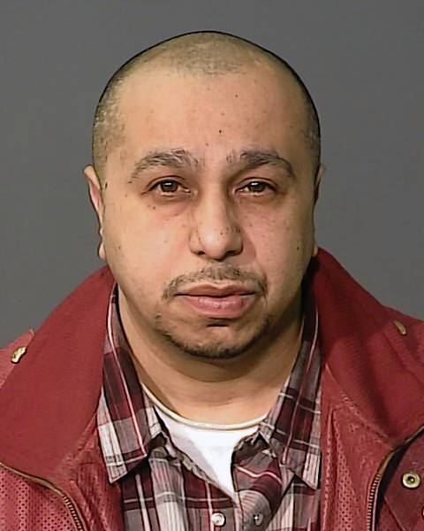 Suspect Julio Acevedo, in an undated photo, was arrested in February on suspicion of driving while intoxicated.