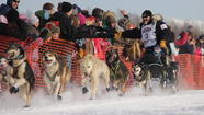 Veteran musher Scott Janssen has scratched from the Iditarod Trail Sled Dog Race.