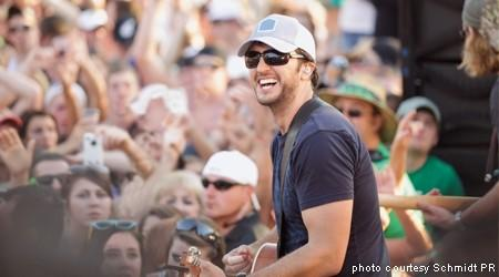 Luke Bryan Spring Break