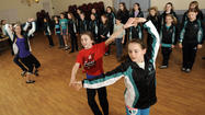 McHale dancers prepare for St. Patrick's Parade [Pictures]