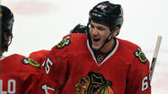 Third line a big part of Blackhawks' streak