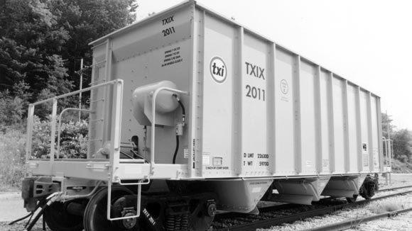 FreightCar America Inc.'s aggregate car.