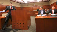 Zimmerman Trial status hearing