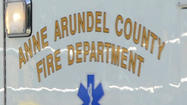 Anne Arundel County Fire Department officials said a Freon leak Tuesday morning at the Trader Joe's in Annapolis sent two people to the hospital and caused an evacuation of the store.