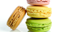"After falling in love with French macarons in Paris, Wanda Hall decided to open her own maison du macarons in Havre de Grace. Les Petits Bisous, which translates as ""little kisses,"" opened in August 2012."
