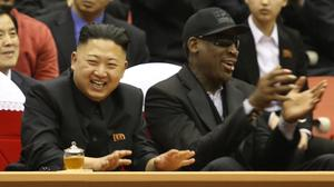 John Kerry suggests Dennis Rodman should stick with basketball