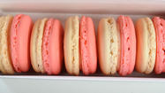 <em>Recipe courtesy of Wanda Hall of Les Petits Bisous in Havre de Grace. Makes roughly 30 regular-sized macarons.</em>
