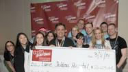 Festa Parties, a Chicago-based event planning company known for its festive pub crawl events including TBOX, The Twelve Bars of Xmas in Wrigleyville, completed its sponsorship and participation in the CHICAGO Dance Marathon for the third year in a row, winning this year's Top Team Fundraising Award.  The event took place on March 2, 2013 from 8AM to 9:06PM, benefiting Ann & Robert H. Lurie Children's Hospital of Chicago.  Festa Parties has been planning and organizing great Chicago party events since its first TBOX back in 1996.