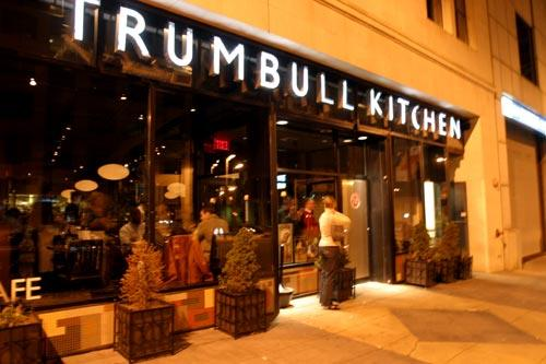 "Enjoy an elegant and ecclectic mix of foods at <a href=""http://findlocal.courant.com/downtown-hartford/restaurants/pan-asian/trumbull-kitchen-hartford-restaurant"">Trumbull Kitchen</a>, located at 150 Trumbull St."
