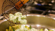 Recipe: Spring vegetable stew with herbed ricotta gnocchi