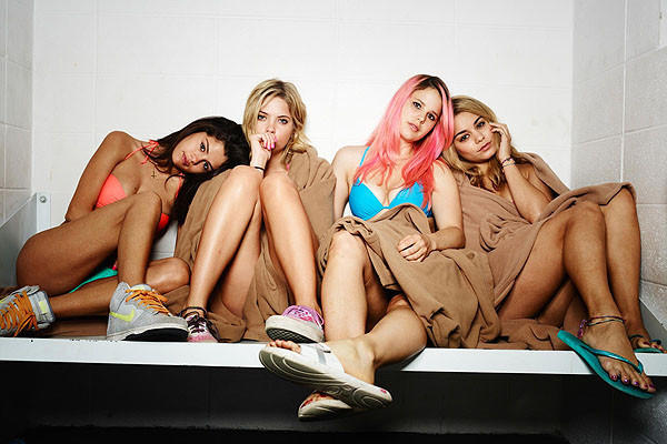 Director, screenwriter: Harmony Korine<br><br> Four college girls who land in jail after robbing a restaurant in order to fund their spring break vacation find themselves bailed out by a drug and arms dealer who wants them to do some dirty work.<br><br> Cast: James Franco, Selena Gomez, Vanessa Hudgens, Ashley Benson, Rachel Korine, Gucci Mane. (U.S. premiere)